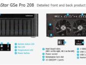 Infortrend Introduces EonStorGSe Pro 208 SATA storage model for SMBs