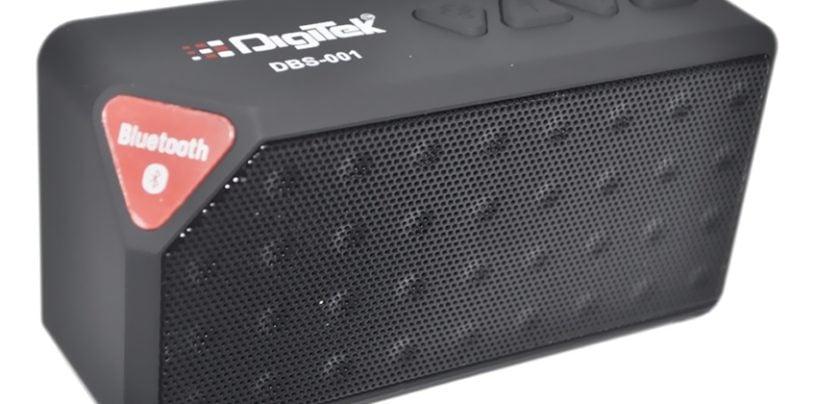 Digitek launches two premium-built Bluetooth speakers