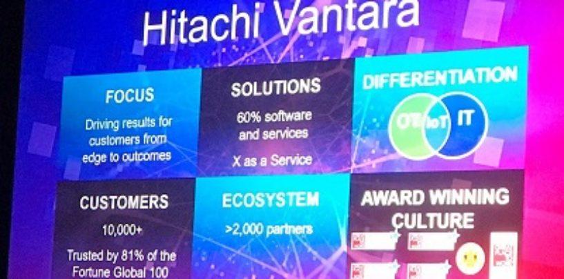 Hitachi Announces Hitachi Vantara