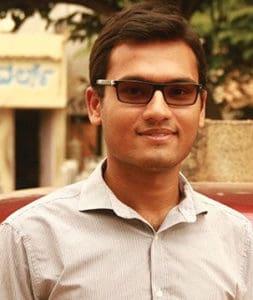 Pushkar Singh Co founder and Director LetsTransport