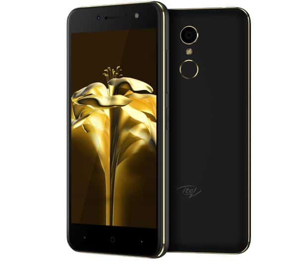 huge discount 157f7 4b9eb itel launches S41 with VoLTE, Fingerprint sensor and 3 GB RAM at INR ...