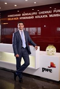 Sudhir Singh Dungarpur, Digital Leader, PwC India