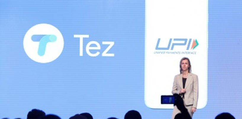Google Introduces Tez for Simple and Secure Mobile Payments