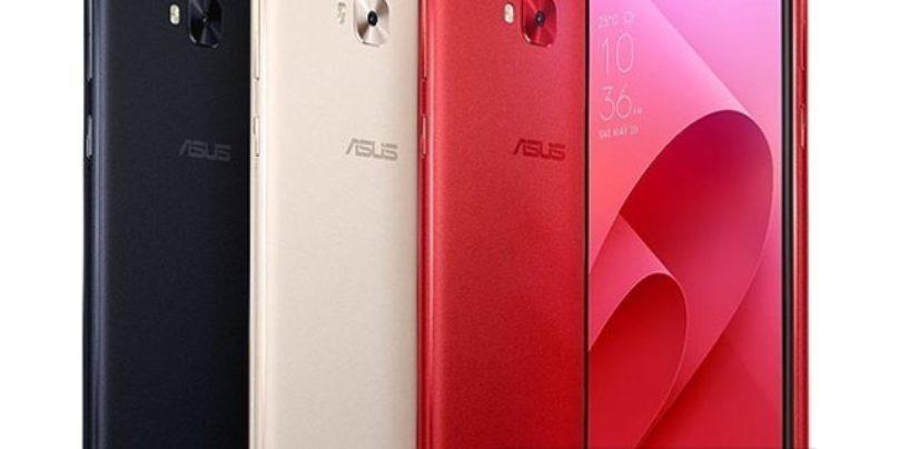 ASUS announces the ZenFone 4 Selfie Series