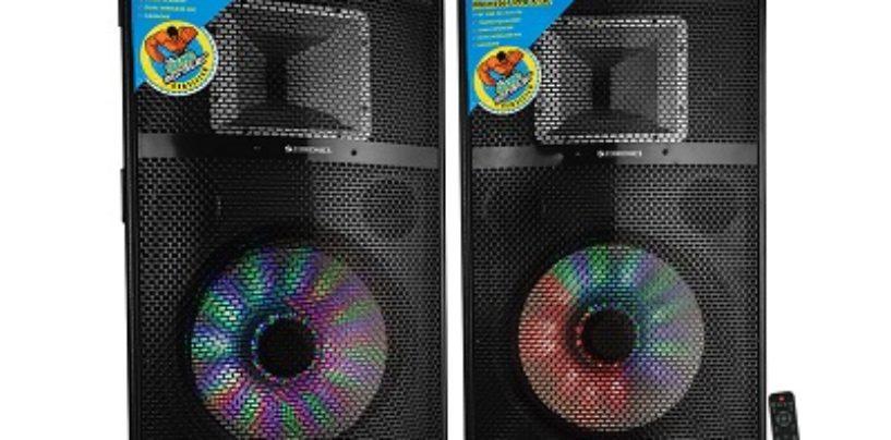 Zebronics launches its unique DJ Speakers 'Monster Pro X15L'