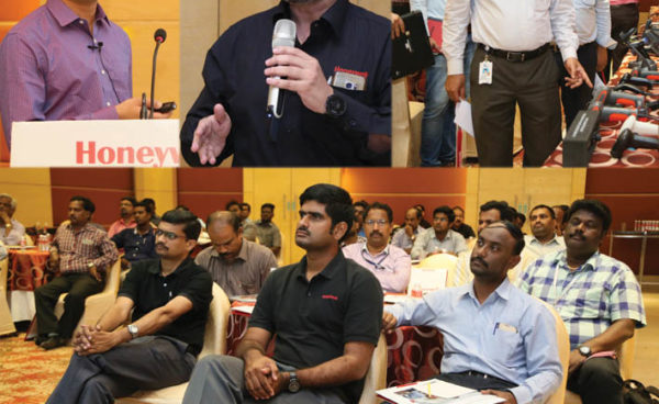 Honeywell Showcases Workflow Solutions @ Chennai