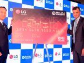 LG and Bajaj Finserv Partner to Bring India's 1st OEM Co-Branded Finance Card