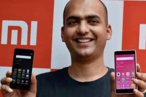 Manu Jain, VP, Xiaomi and Managing Director, Xiaomi India, Mi fans
