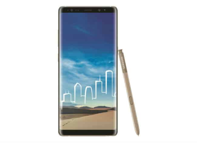 Samsung Galaxy Note8 Review Stunning Phablet With Amazing Camera