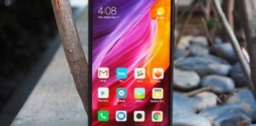 Xiaomi launches Mi MIX 2 in India