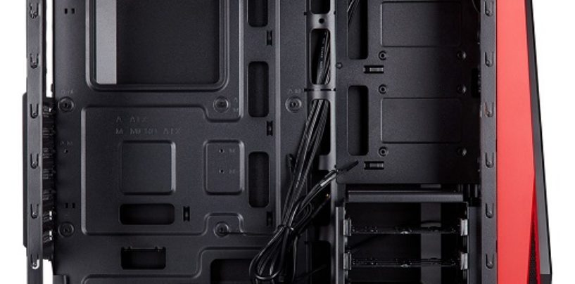 CORSAIR Launches New Carbide Series SPEC-04 Tempered Glass Mid-Tower Gaming Case
