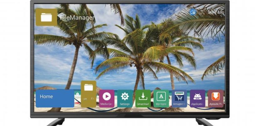 Daiwa announces the launch of its latest Smart Android TV