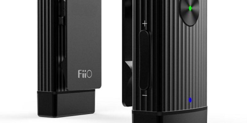 FiiO Introduces the BTR1 DAC & aptX Bluetooth Amplifier