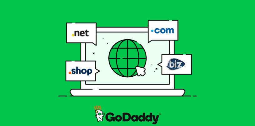 """GoDaddy is No.1 in .in space"""