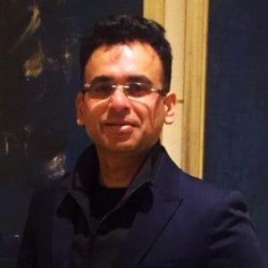 Ritesh Gandotra, Director, Global Document Outsourcing, Xerox India
