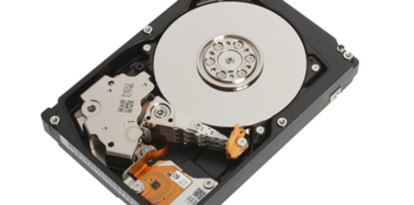 Toshiba Introduces The New 1TB HDD For Mobile Client Storage Applications