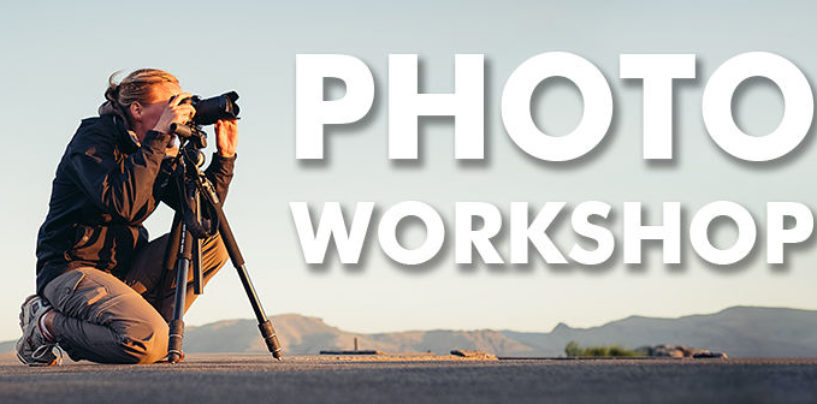 Weekend Photo Workshops With ace photographers