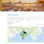 India Migration App