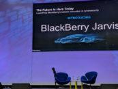 BlackBerry Introduces BlackBerry Jarvis