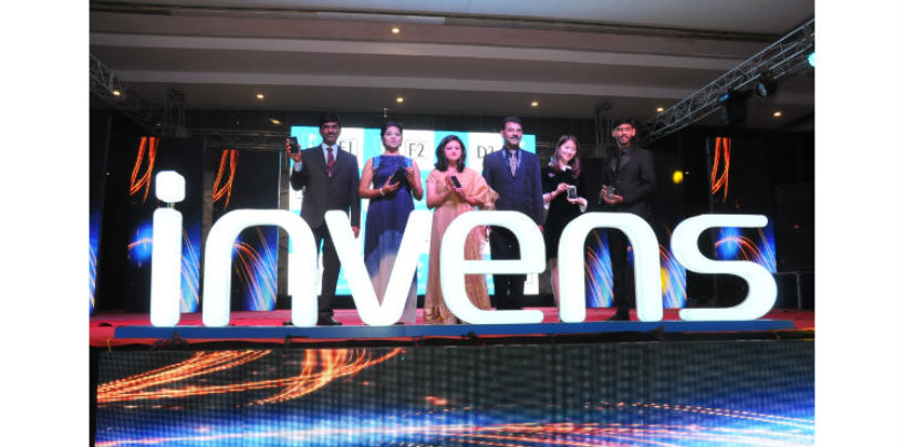 Invens Mobiles Launches Three Smartphones