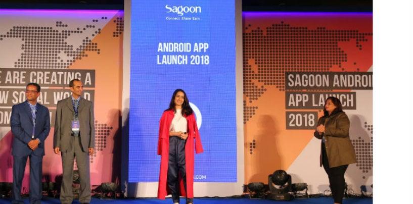 Shraddha Kapoor Introduces Sagoon