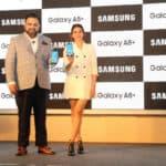 Samsung India Galaxy A8+