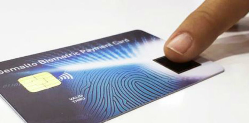 Gemalto Introduces the First Biometric EMV Card