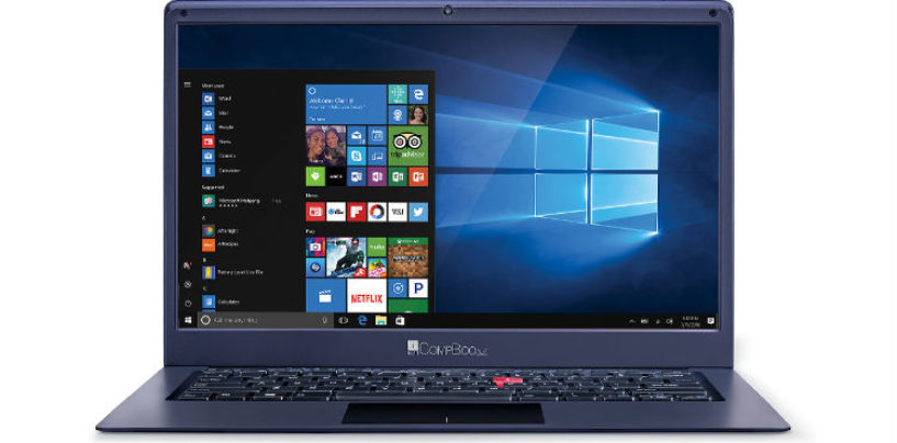 iBall Introduces Laptop 'CompBook Exemplaire+', with optional Hard drive