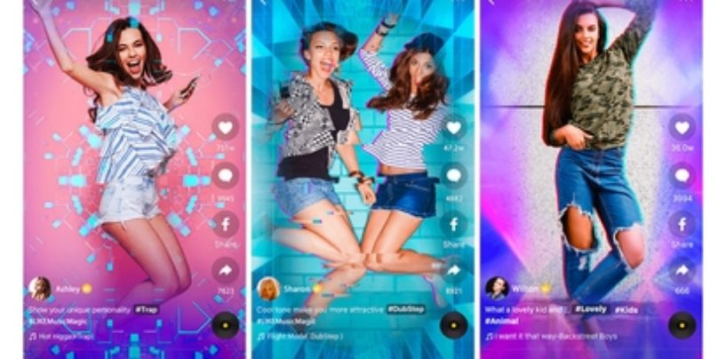 LIKE APP brings new EDM and 4D Magic features