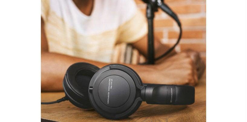 Beyerdynamic Introduces DT 240 New Professional Monitor Headphones