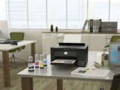 Epson Introduces 5 New InkTank Printers