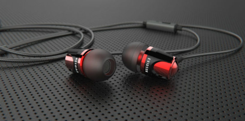 Evidson Audio B3 In-Ear Headphones Review