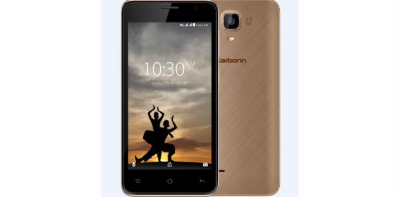 Karbonn MobilesIntroduces A9 Indian