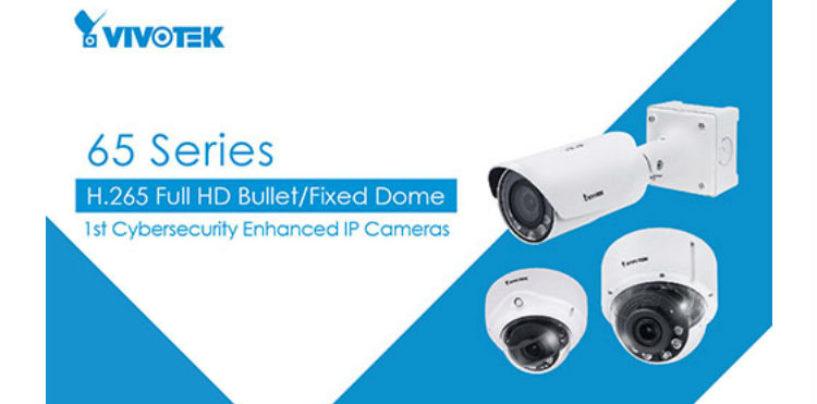 VIVOTEK Introduces The New H.265 Flagship Cameras