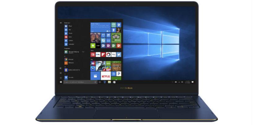 ASUS Announces World's Thinnest & Lightest Convertible Laptop