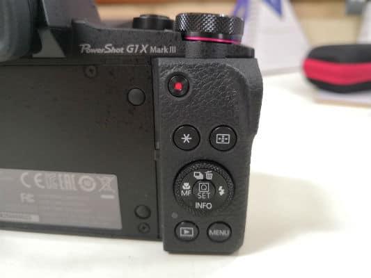 Canon PowerShot G1 X Mark III Review Body