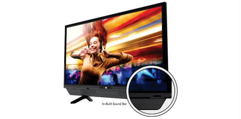 Daiwa Introduces India's First LED TV 'D26K10' with Built-insoundbar