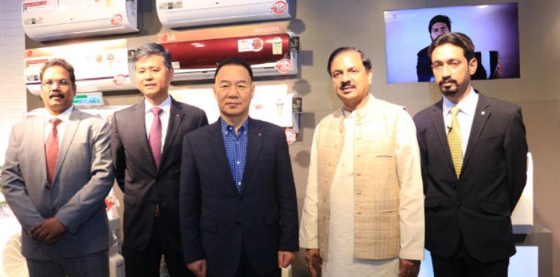 LG Launches New Range of ACs – 59 New Models
