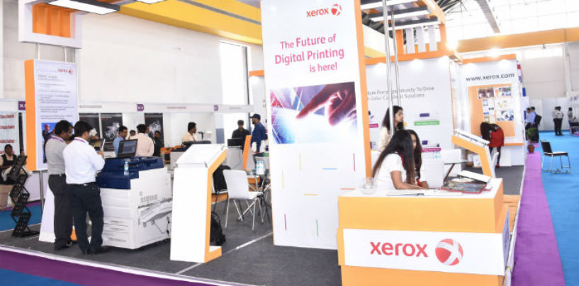 Xerox strengthens presence in Hyderabad, showcases key offerings