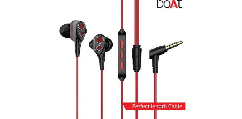 boAt unveils flagship earphones NIRVANAA TRES in India