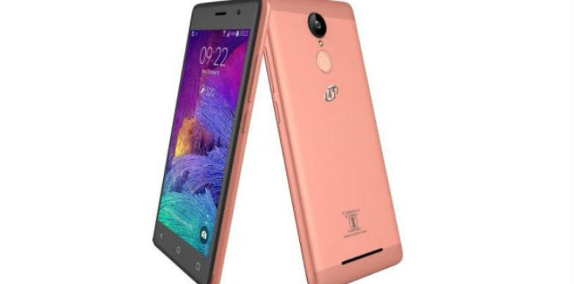 M- tech Mobile launches  its new 4G VoLTE smartphone with fingerprint  sensor technology – Eros Smart