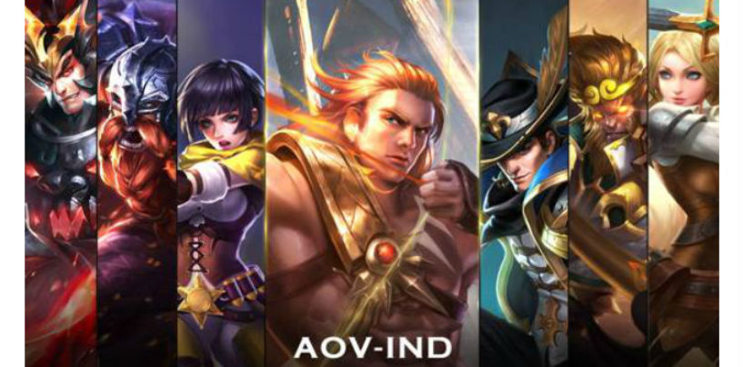 Tencent Games''Arena of Valor', an epic new 5v5 MOBA, now available on Google Play and Apple App Store