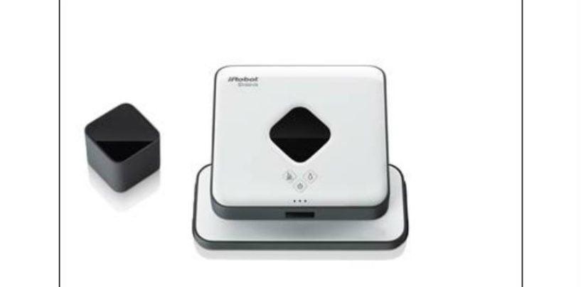 iRobot Launches Braava 390t