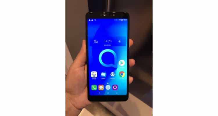 TCL Introduces Alcatel 3V on Flipkart in Collaboration with