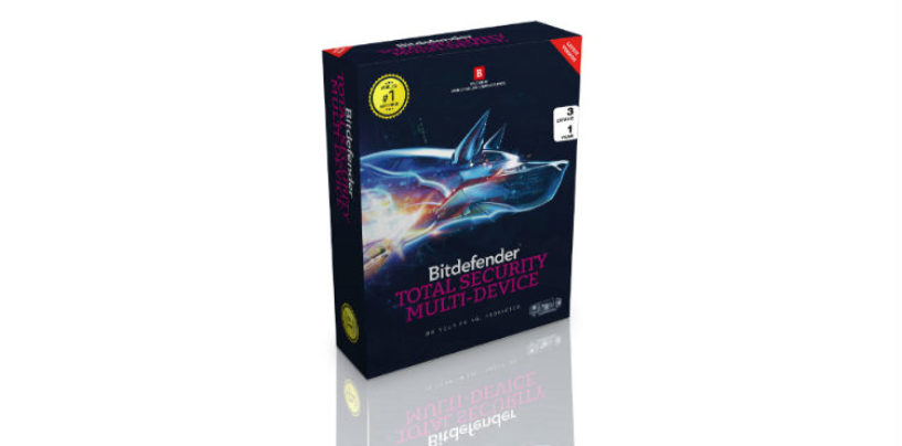Bitdefender releases the 'Total Security-Multi-Device' ,All-in-one complete security shield