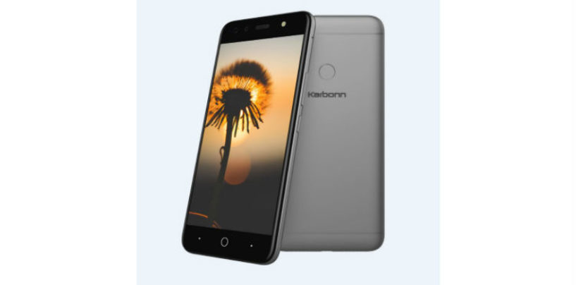 Karbonn Introduces Its High-performance Dual Camera Smartphone 'Frames S9'