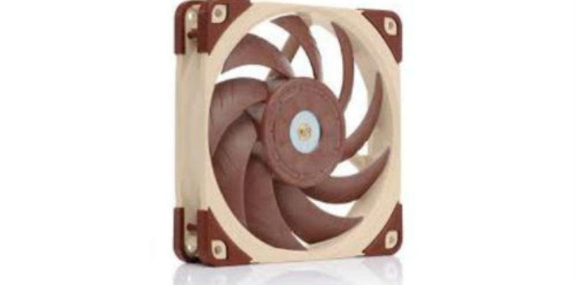 Noctua Introduces Next-generation NF-A12x25 120mm Fan