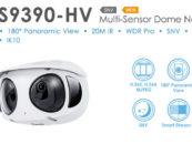 VIVOTEK Introduces New Multi-Sensor Panoramic Camera