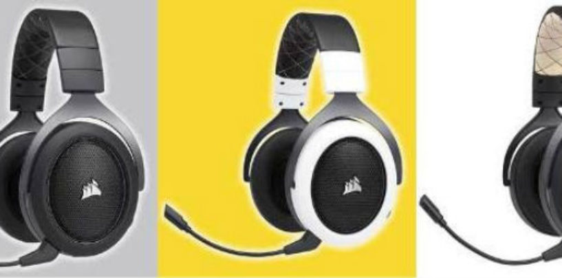 CORSAIR Launches The New CORSAIR HS70 WIRELESS Series Gaming Headsets