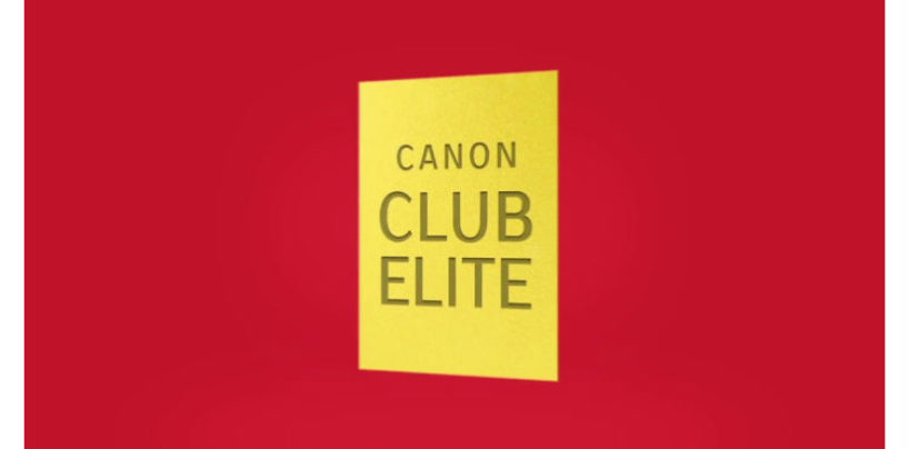 Canon Introduces Responsive Customer Service Program 'Canon Club Elite'